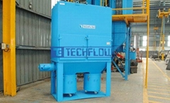 Shake Bag Dust Collector system