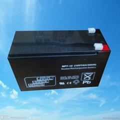 12v7.2ah deep cycle storage battery