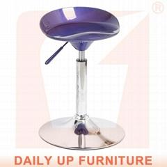 Plastic Bar Chair Cheap Plastic Swivel