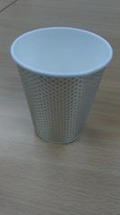 Diamond paper cup