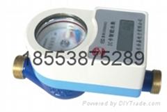 山东泰安YJLX型IC卡冷水水表