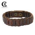 CR1024 Retro Genuine Leather Bracelet