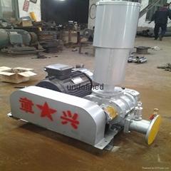 22kw高壓污水處理羅茨風機