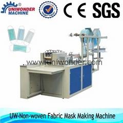 Automatic Non-woven Fabric Mask Making Machine