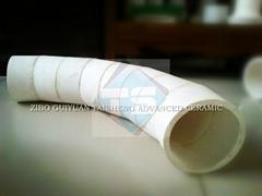 Wear Resistant Alumina Ceramic Bend/Elbow