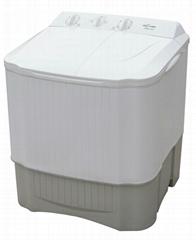 twin-tub washing machine