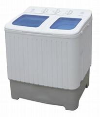 Twin-Tub Washing Machine Xpb68-107sb