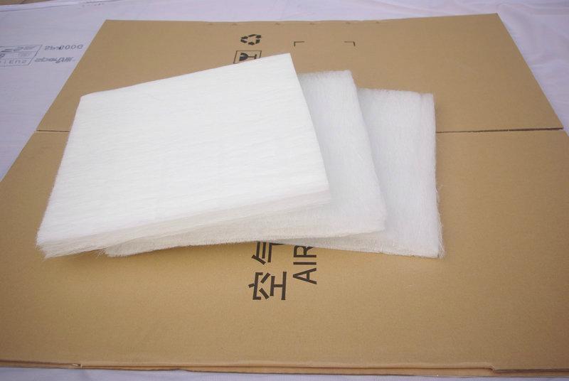 耐高溫玻纖過濾棉 1