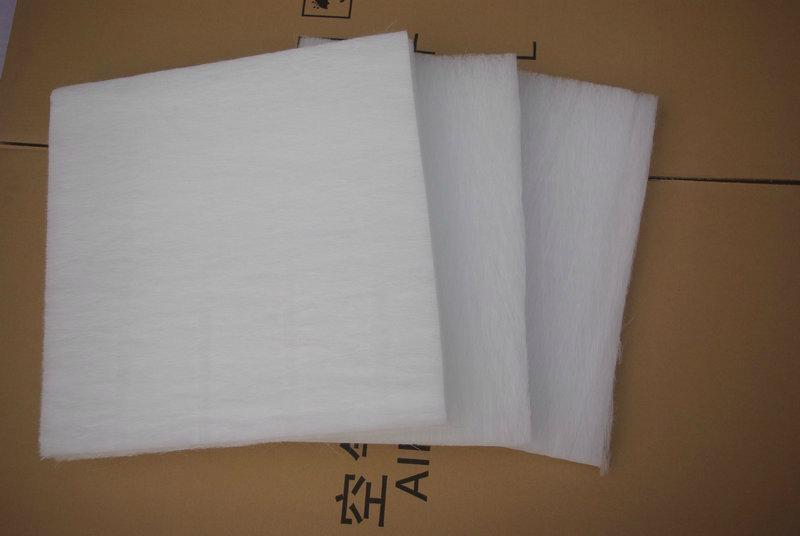耐高溫玻纖過濾棉 2