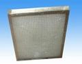 耐高溫玻璃纖維過濾器 1