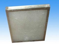 耐高温玻璃纤维过滤器
