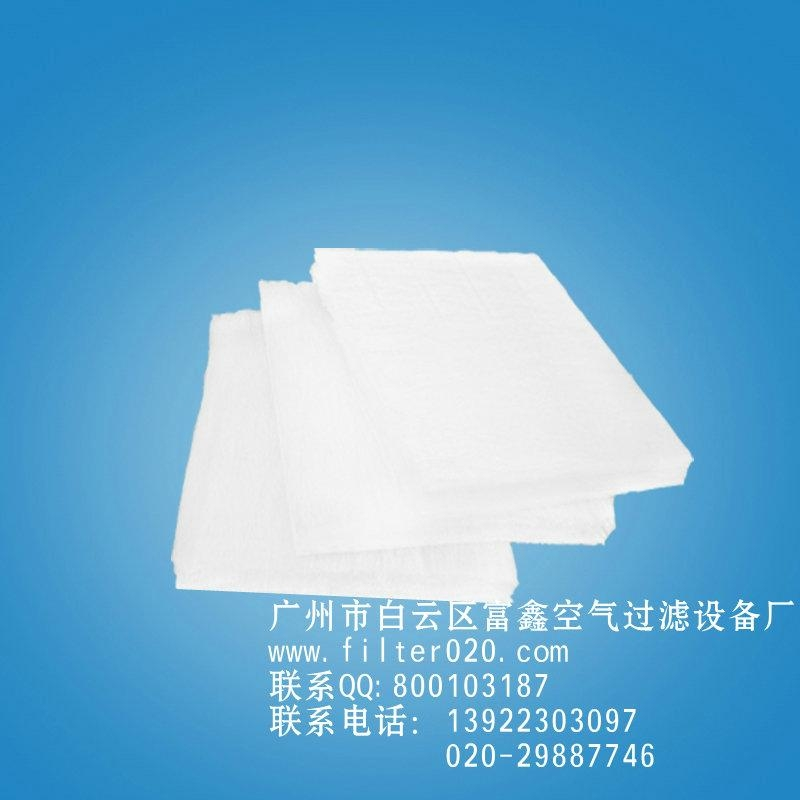 耐高溫玻纖過濾棉 3