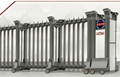 Modern gate designs Aluminum alloy