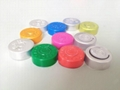 Lacquered Aluminium Strip for Medicine Bottle Caps 1