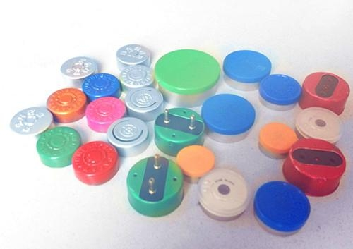 Lacquered Aluminium Strip for Medicine Bottle Caps 2