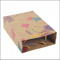 China factory produce stand up kraft paper bag 2