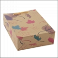 China factory produce stand up kraft paper bag 3