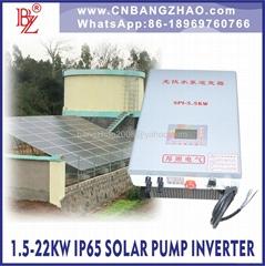 DC-AC 3 phase solar pump inverter 11kw