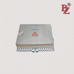 IP65不锈钢材质16组光伏阵列汇流箱