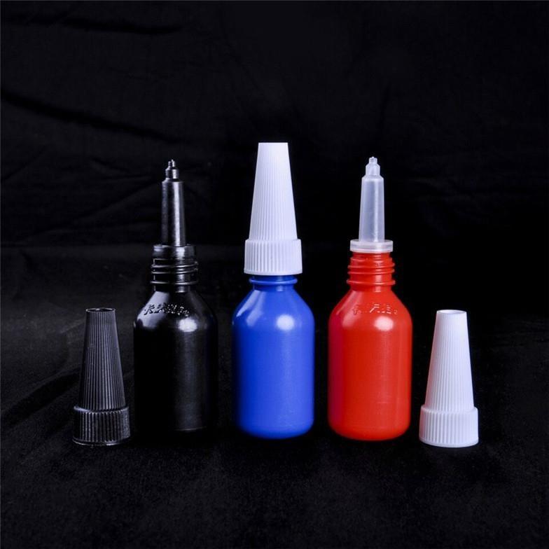 glue adhesive plastic bottle 1