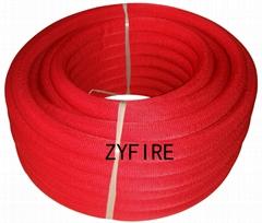 Semi-rigid hose