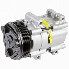 Auto Aircon Compressor 4 Seasons For Ford AC Compressor