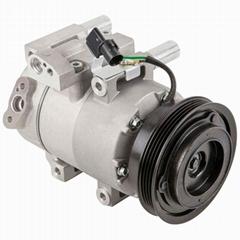 car aircon compressor auto for Kia