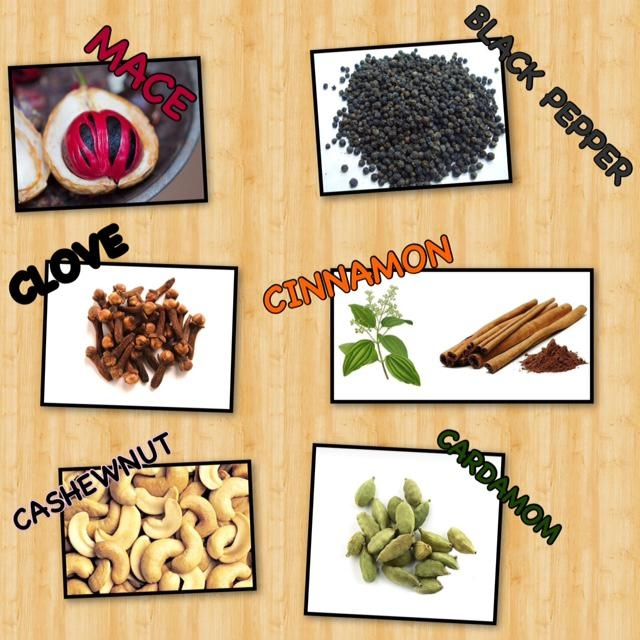 spices organic spice 4