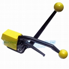 manual buckle free steel strapping tool