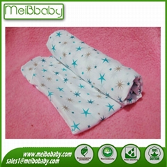 "100% Cotton Baby Muslin Swaddle Blanket 47x47""Muslin Wrap"