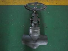 API/ANSI forged  globe valve