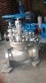 API/ANSI cast globe valve 9