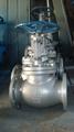 API/ANSI cast globe valve 4