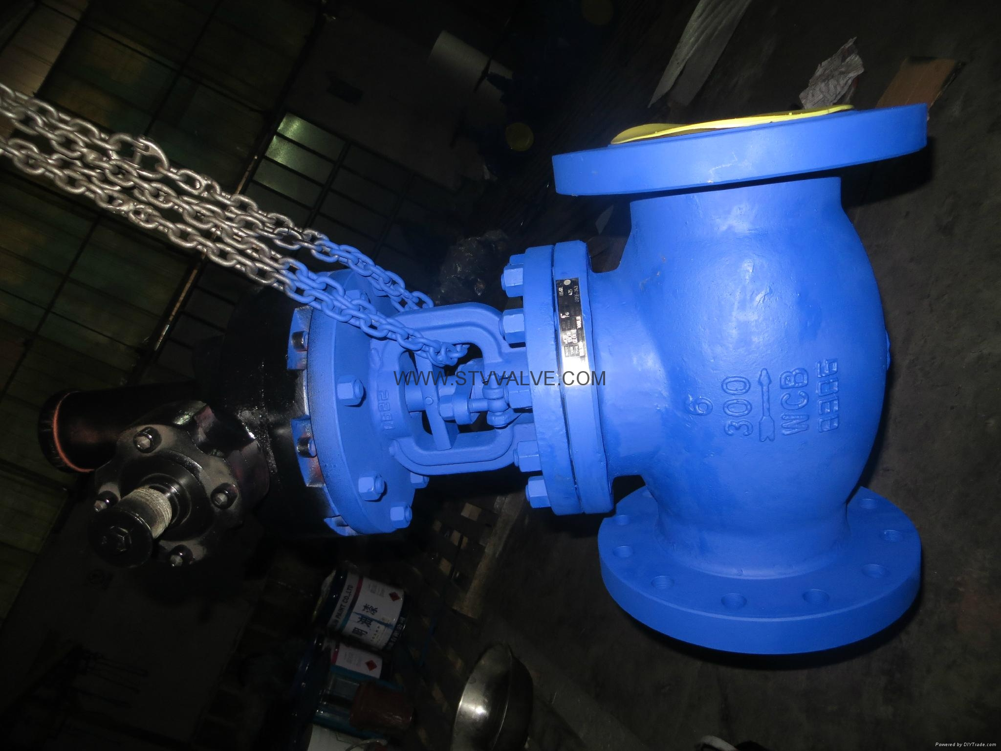ansi bellows seal globe valve 1