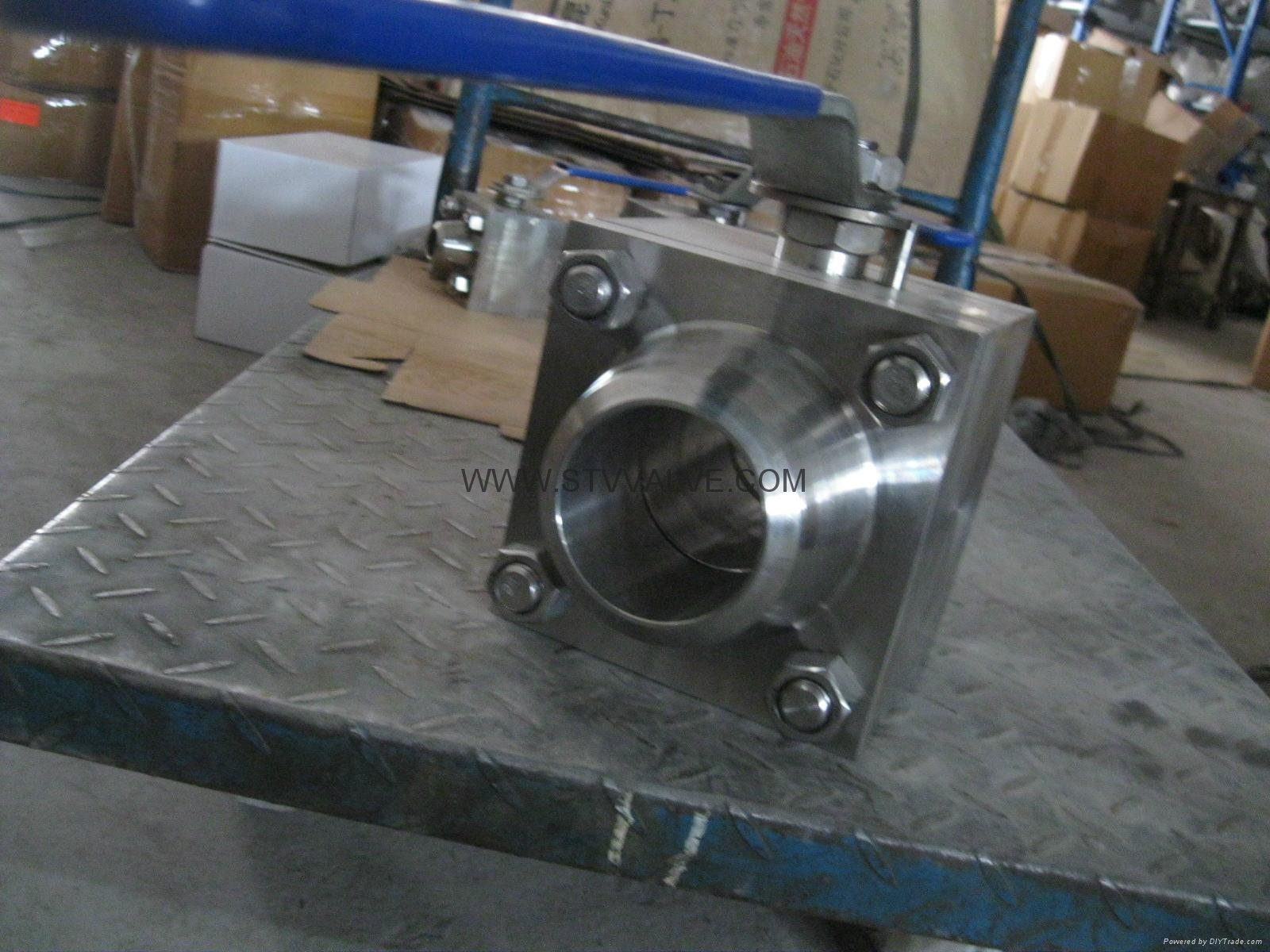 Class 800 Forged ball va  e 3