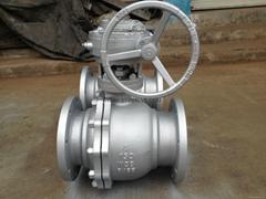 Ansi Floating ball valve