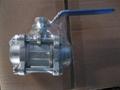 welded ball valve 2