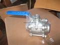 welded ball valve 5