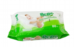 2015 Hot sale widely use cheap price free baby wipe samples OEM welcome
