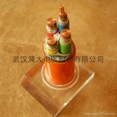 BTLY鋁護套隔離型柔性無機礦物絕緣防火電纜