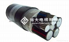 WDZN-YJHLY 低煙無鹵阻燃耐火阻燃型稀土鋁合金電纜