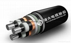 ZB-ACWU90 聯鎖鎧裝鋁合金電力電纜