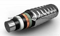 ZA-AC90鋁合金帶聯鎖鎧裝鋁合金電力電纜
