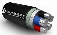 ZC-TC90稀土鋁合金電力電纜