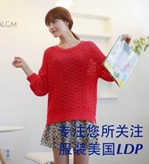 针织衫美国LDP