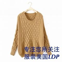 毛衣美国LDP