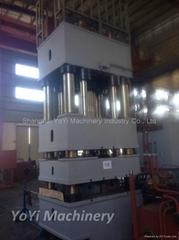 300T sink deep drawing press machine