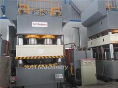 Steel door embossing press, steel main door design