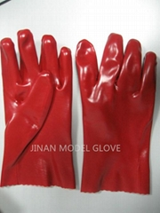 pvc glove water proof