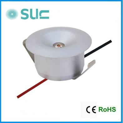 Mini  cool white 1W Led  Ceiling Lamp Light with best price 1